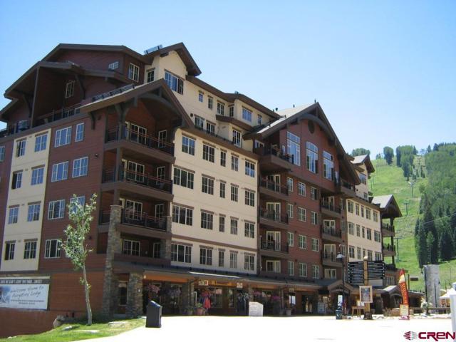 24 Sheol Street 303G, Durango, CO 81301 (MLS #742648) :: Durango Mountain Realty