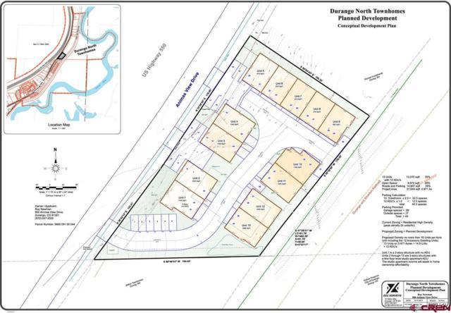 900 Animas View Drive, Durango, CO 81301 (MLS #742657) :: Durango Home Sales