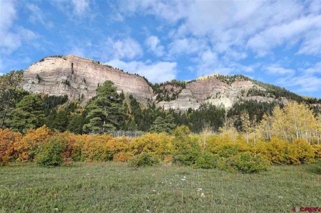 TBD N Us Hwy 550, Durango, CO 81301 (MLS #742670) :: Durango Home Sales