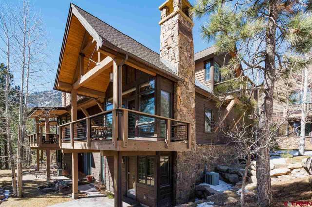 590 Glacier Club Drive #2, Durango, CO 81301 (MLS #742678) :: Durango Home Sales