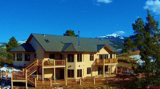 671 Aspen Circle, South Fork, CO 81154 (MLS #742688) :: Durango Home Sales