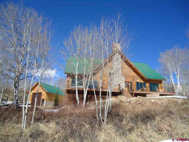 21 Neville Way, Crested Butte, CO 81224 (MLS #742689) :: The Dawn Howe Real Estate Network | Keller Williams Colorado West Realty