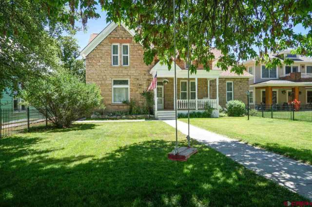 353 W Park Avenue, Durango, CO 81301 (MLS #742707) :: Durango Home Sales