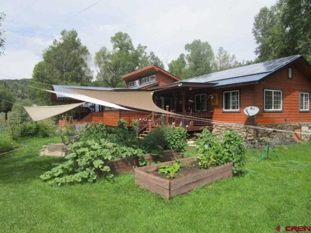 19 Pony Express, Pagosa Springs, CO 81147 (MLS #742711) :: Durango Home Sales
