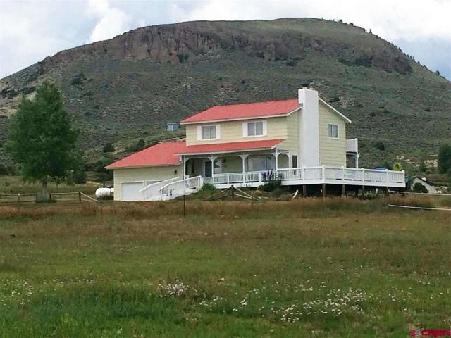 325 Pashuta Drive, Gunnison, CO 81230 (MLS #742800) :: Durango Home Sales