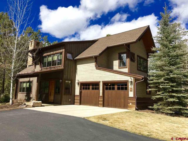 48 Royal Elk Trail, Durango, CO 81301 (MLS #742836) :: Durango Home Sales
