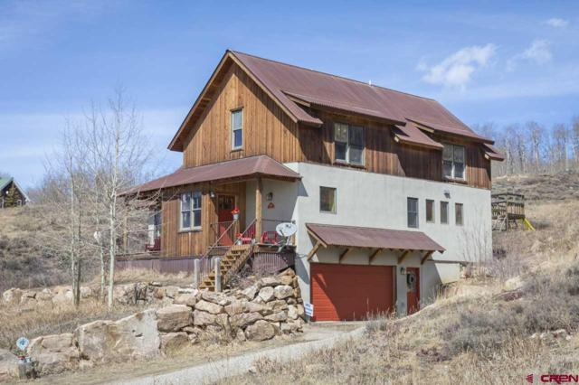 3618 Bryant Avenue, Crested Butte, CO 81224 (MLS #742877) :: The Dawn Howe Real Estate Network | Keller Williams Colorado West Realty