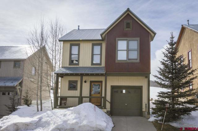 308 Horseshoe Drive, Mt. Crested Butte, CO 81225 (MLS #742885) :: CapRock Real Estate, LLC