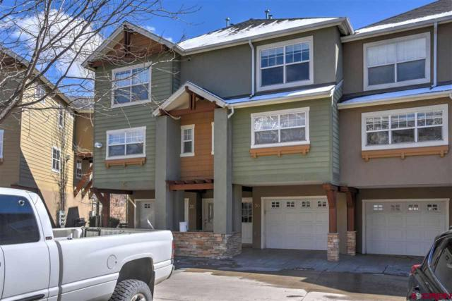 1 E 6th Avenue #30, Durango, CO 81301 (MLS #742936) :: Durango Mountain Realty