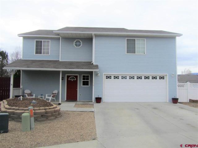 2839 Acrin Court, Grand Junction, CO 81503 (MLS #742939) :: CapRock Real Estate, LLC