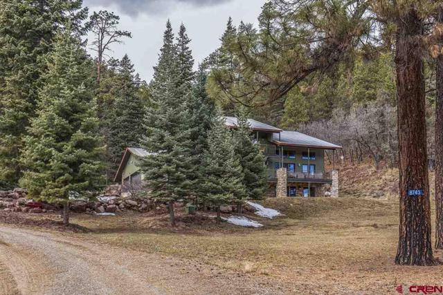 8743 Falls Creek Main, Durango, CO 81301 (MLS #742970) :: Durango Mountain Realty