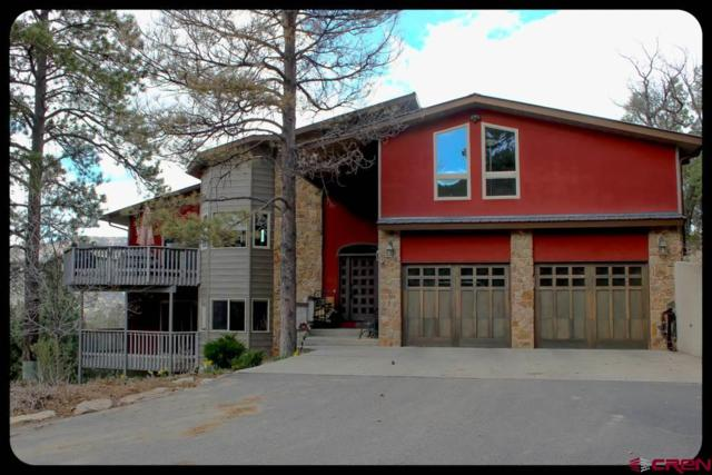 61 Wildwood Lane, Durango, CO 81301 (MLS #743029) :: Durango Mountain Realty