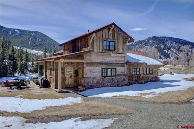 874 Wildwater Way, Almont, CO 81210 (MLS #743035) :: The Dawn Howe Real Estate Network   Keller Williams Colorado West Realty