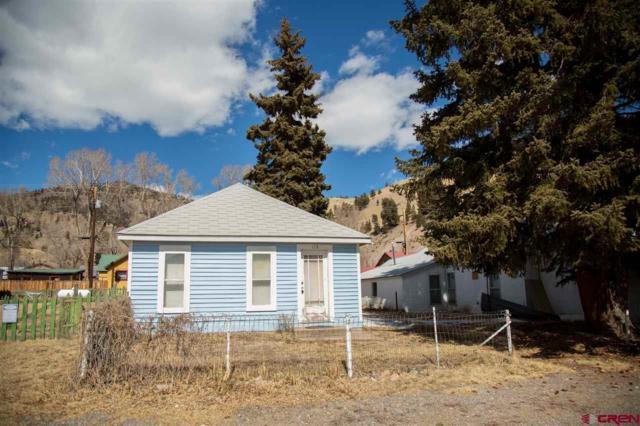115 5th Street, Creede, CO 81130 (MLS #743043) :: CapRock Real Estate, LLC