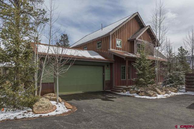 126 B Copper Rim Trail, Durango, CO 81301 (MLS #743059) :: Durango Mountain Realty