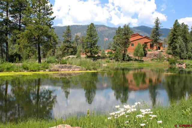 1401 Celadon Drive East, Durango, CO 81301 (MLS #743267) :: Durango Mountain Realty