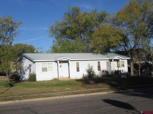 401 N Beech, Cortez, CO 81321 (MLS #743334) :: The Dawn Howe Group | Keller Williams Colorado West Realty