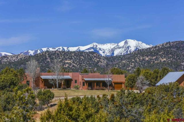776 Mariposa Drive, Durango, CO 81301 (MLS #743343) :: Durango Mountain Realty