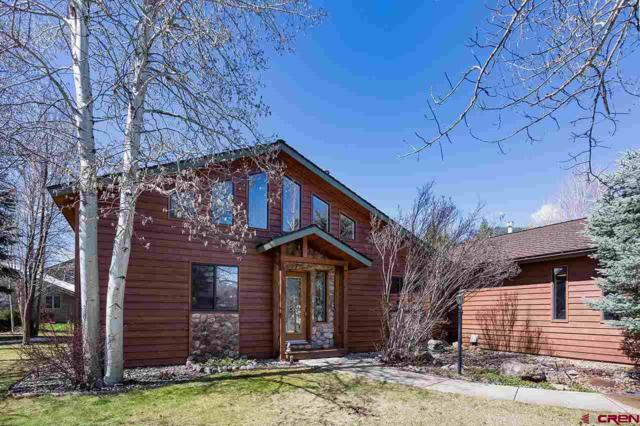 545 Cottonwood Creek Road, Durango, CO 81301 (MLS #743368) :: Durango Mountain Realty