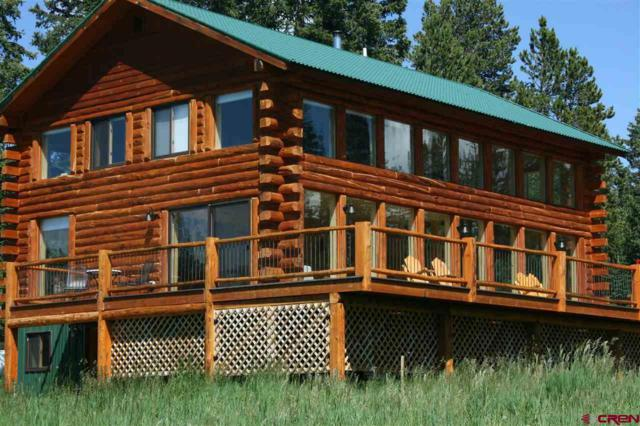 89 Fossil View Road, Pitkin, CO 81241 (MLS #743480) :: Durango Home Sales