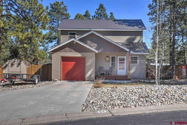 64 Canyon Creek Trail, Durango, CO 81303 (MLS #743486) :: CapRock Real Estate, LLC