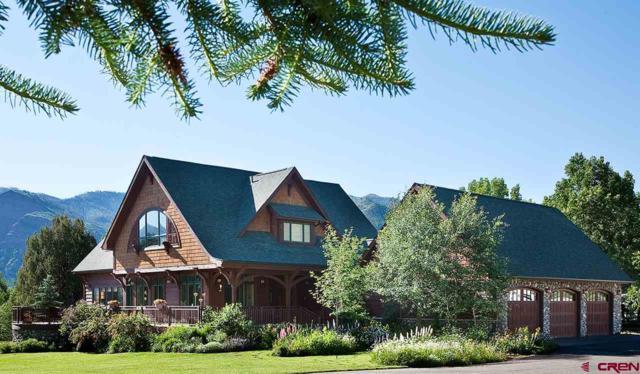 41 Sanctuary Ln, Durango, CO 81301 (MLS #743528) :: Durango Mountain Realty