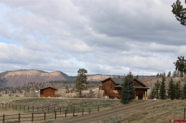 2500 County Road 382, Chromo, CO 81128 (MLS #743545) :: CapRock Real Estate, LLC