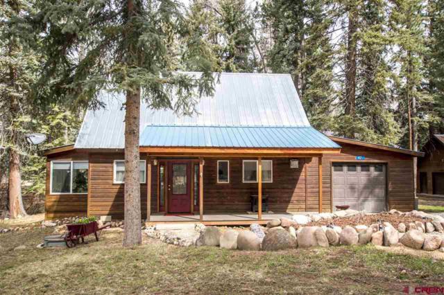 47 Verde Lane, Durango, CO 81301 (MLS #743554) :: Durango Mountain Realty