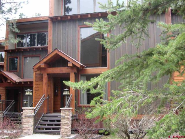 73 S Tamarron Drive #861, Durango, CO 81301 (MLS #743565) :: Durango Mountain Realty