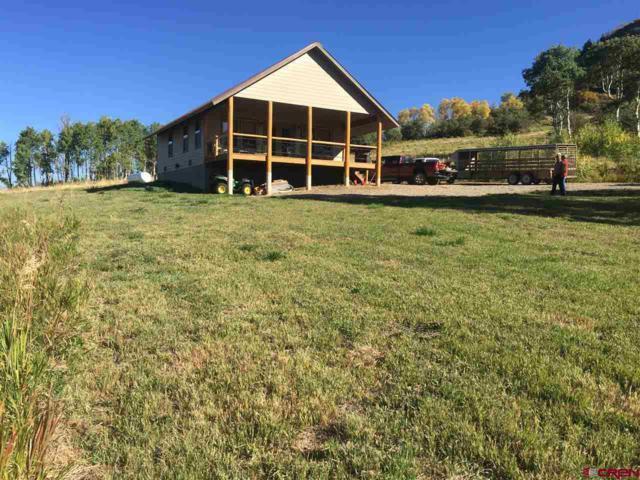 8752 C.R. 31 Lot 2 Veach Tra, Cahone, CO 81320 (MLS #743574) :: Durango Home Sales
