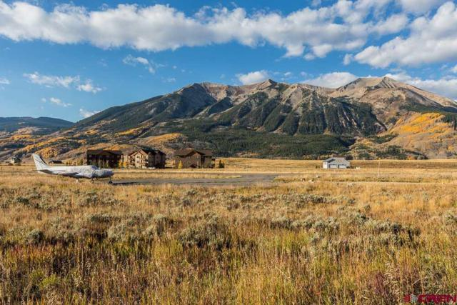 734 S Avion Drive Drive, Crested Butte, CO 81224 (MLS #743581) :: The Dawn Howe Real Estate Network | Keller Williams Colorado West Realty