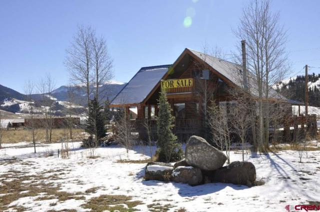 468 W Pine Drive, Creede, CO 81130 (MLS #743630) :: Durango Home Sales