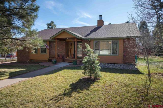 1137 Oak Drive, Durango, CO 81301 (MLS #743632) :: Durango Mountain Realty