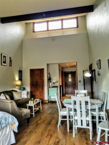 314 N Tamarron Drive #405, Durango, CO 81301 (MLS #743641) :: CapRock Real Estate, LLC