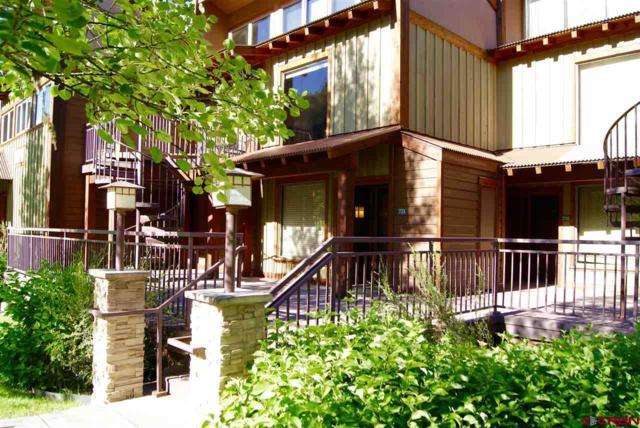 365 S Tamarron Drive #731, Durango, CO 81301 (MLS #743660) :: CapRock Real Estate, LLC