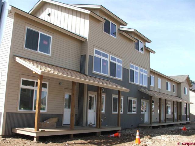 301 Joseph Lane Unit C, Gunnison, CO 81230 (MLS #743669) :: CapRock Real Estate, LLC
