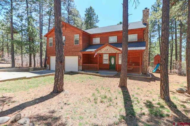 32 Woodland Drive, Pagosa Springs, CO 81147 (MLS #743716) :: Durango Home Sales