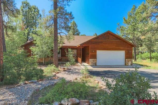 276 Capitan, Pagosa Springs, CO 81147 (MLS #743758) :: Durango Home Sales