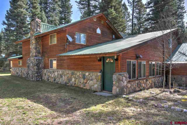 38 Hope, Vallecito Lake/Bayfield, CO 81122 (MLS #743777) :: Durango Home Sales