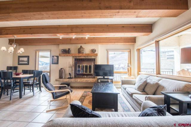 11 Snowmass Road #438, Mt. Crested Butte, CO 81225 (MLS #743779) :: The Dawn Howe Real Estate Network   Keller Williams Colorado West Realty