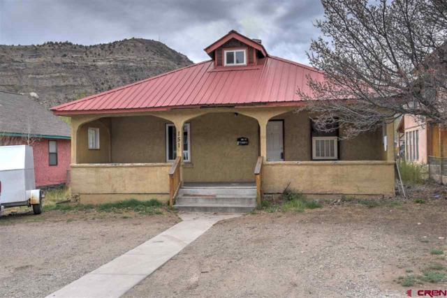 151 E 7TH Avenue, Durango, CO 81301 (MLS #743881) :: Durango Mountain Realty