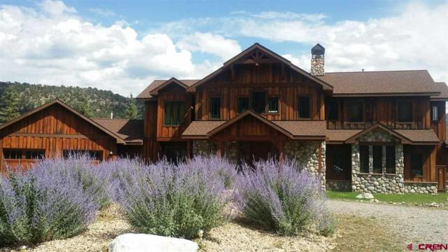 711 Meadows Circle Dallas Meadows, Ridgway, CO 81432 (MLS #743904) :: Durango Home Sales