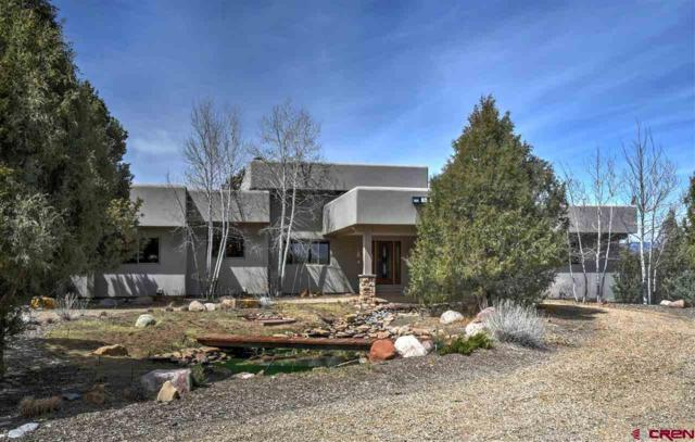 909 Heritage Road, Durango, CO 81303 (MLS #743915) :: Durango Home Sales