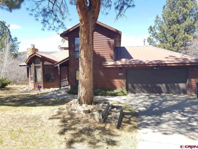 169 Oak Dr., Durango, CO 81301 (MLS #743931) :: Durango Mountain Realty