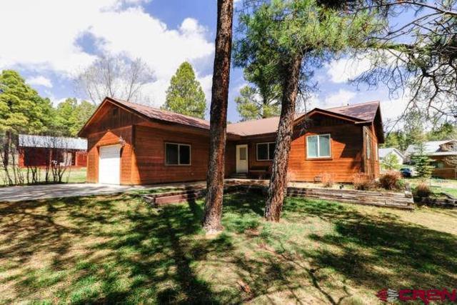 7 Gallop Court, Pagosa Springs, CO 81147 (MLS #743943) :: Durango Home Sales