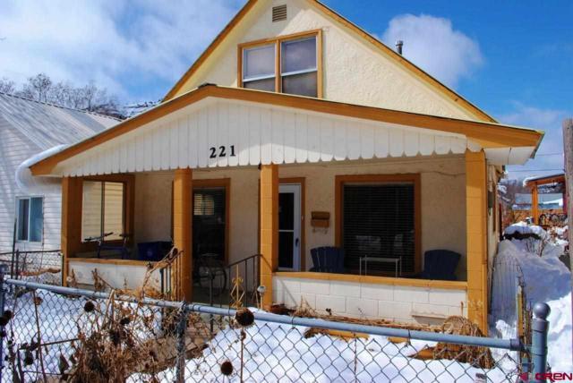 221 E 6th, Durango, CO 81301 (MLS #743979) :: Durango Mountain Realty