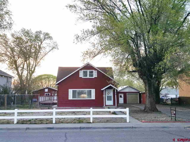 519 S 12th Street, Montrose, CO 81401 (MLS #744005) :: CapRock Real Estate, LLC