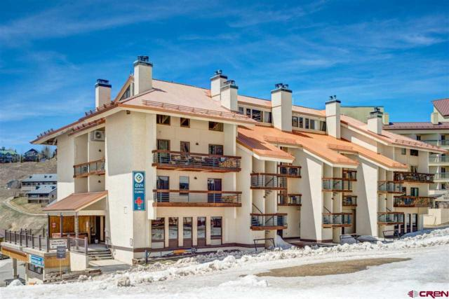 12 Snowmass Road #418, Mt. Crested Butte, CO 81225 (MLS #744049) :: The Dawn Howe Real Estate Network | Keller Williams Colorado West Realty