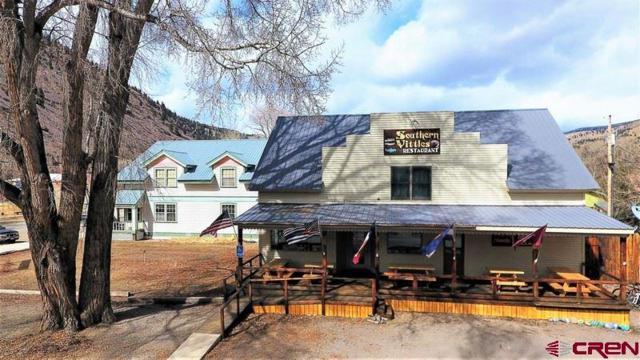 200 N Silver Street, Lake City, CO 81235 (MLS #744095) :: Durango Home Sales