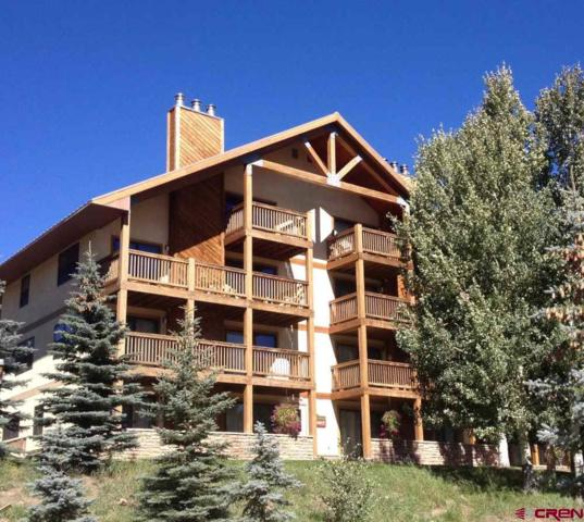17 Treasury Road 2C, Mt. Crested Butte, CO 81225 (MLS #744099) :: The Dawn Howe Real Estate Network   Keller Williams Colorado West Realty